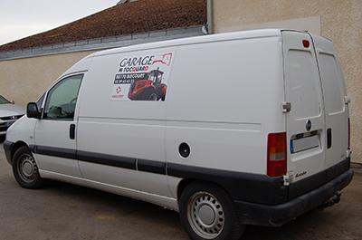 Garage tocquard garage automobile et poids lourds toutes for Garage pare brise agree macif